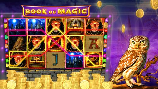 online casino app book of magic