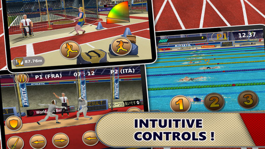 Athletics: Summer Sports (Full Version) Screenshots
