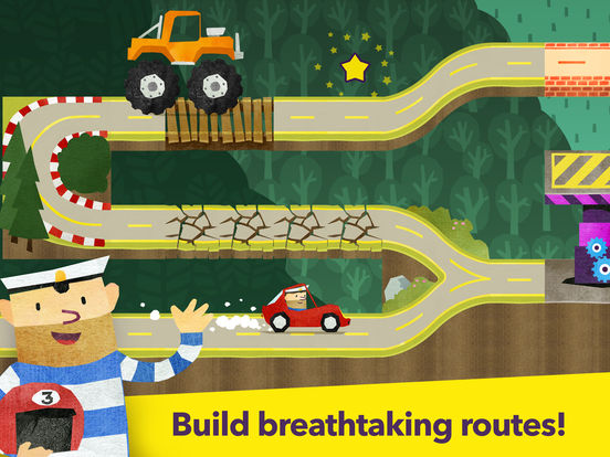 Fiete Cars - Car Racing App Lets Children Become Creators of their Game Image