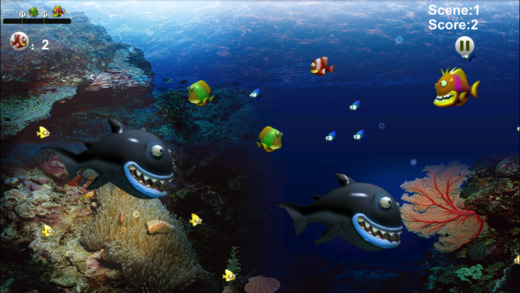 Eat Fish HD Screenshots
