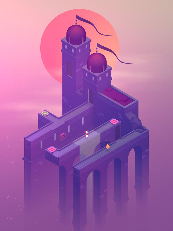 Just Released For iOS: Monument Valley 2!