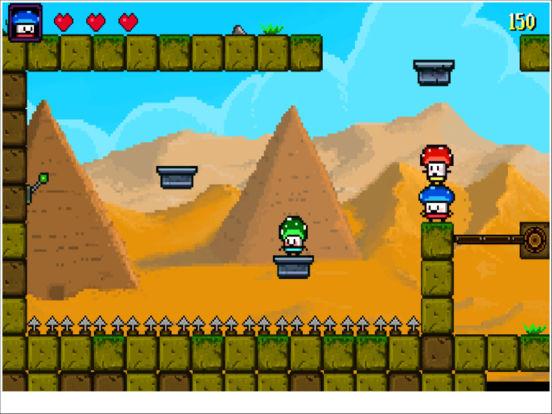 Mushroom Heroes Screenshots