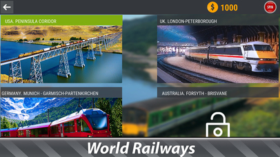 World Trains Simulator Full screenshot 4