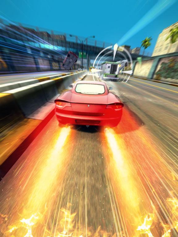 Погоня на трассе: канал Преследование Скриншоты7