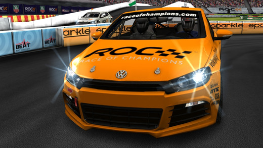 Race Of Champions -The official game- Screenshots