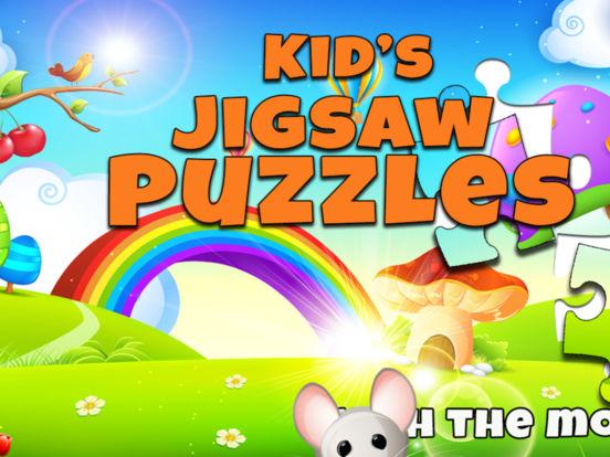 Kid's Jigsaw Puzzles screenshot 1