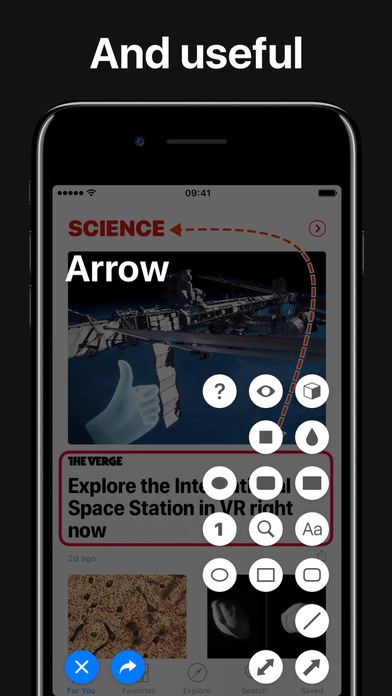 Annotate+ Screenshots