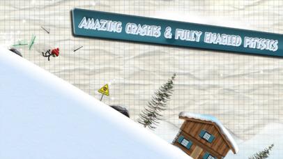 【休闲动作】火柴人滑雪赛