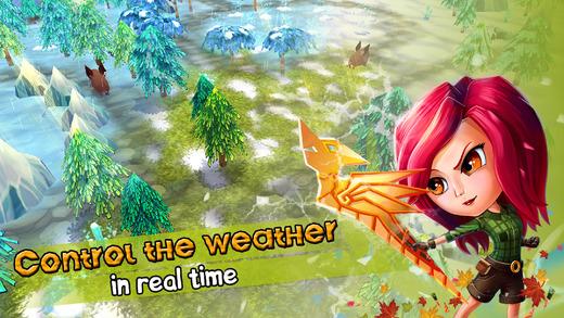 生存岛幸存者-天气领主游戏截图