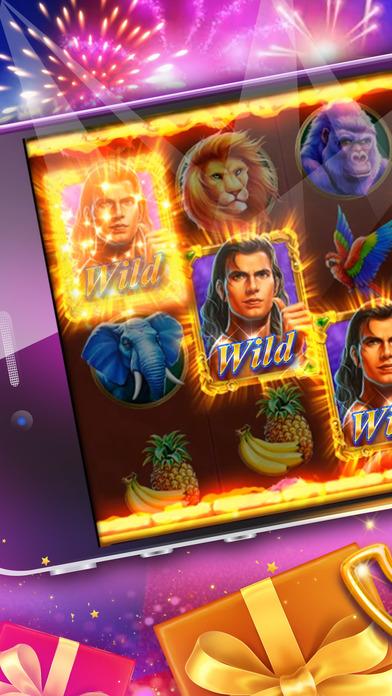 Screenshot 1 Casino Plus — Vegas Casino Slot Machines