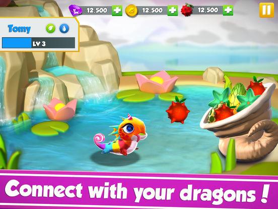 Dragon Mania Legends: Dragon Breeding Gamescreeshot 3