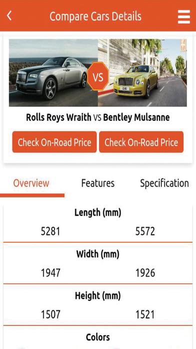 I M Luxe Car screenshot