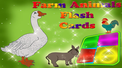 Animals In The Farm Memory Match screenshot 1