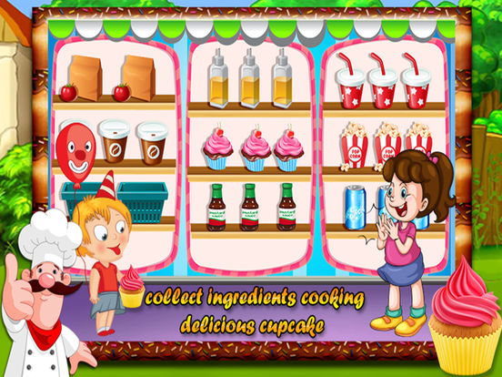 Kids Cup Cake Maker screenshot 7