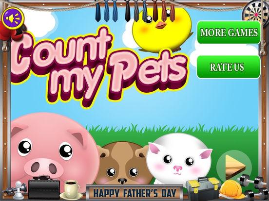 Count My Pets Pro Screenshots