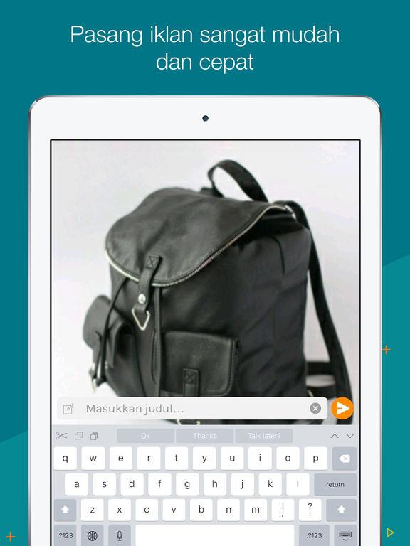 Tangkapan Layar iPad 5