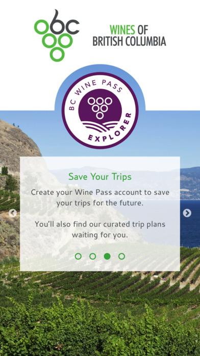 Wines of BC Trip Planner Скриншоты4