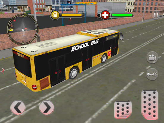 Modern City School Bus screenshot 6