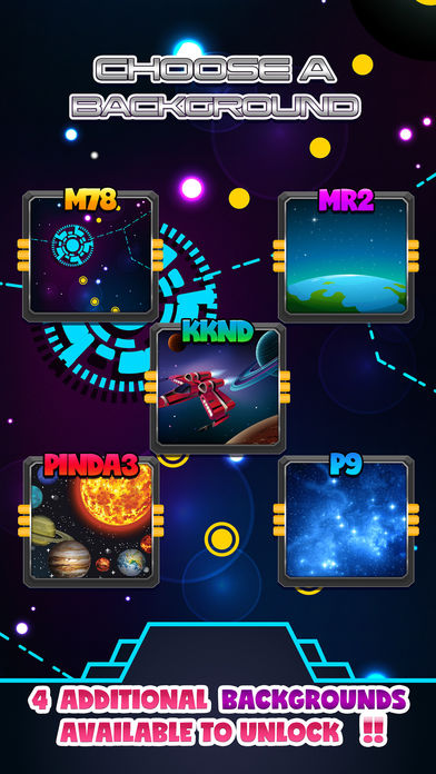 Match Three Puzzles at The Galaxy Space app image