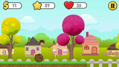 Dogha Girl Adventure - Games For Kids screenshot 4