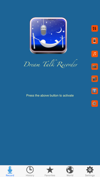 Dream Talk Recorder Pro Screenshots