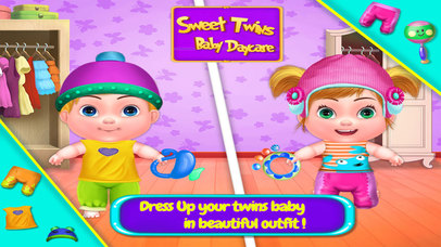 Sweet Twins Baby Daycare screenshot 2
