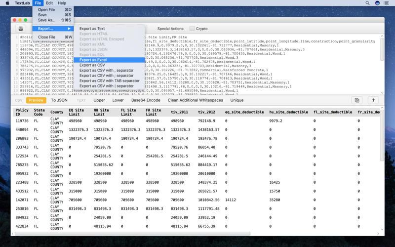 TextLab Screenshots