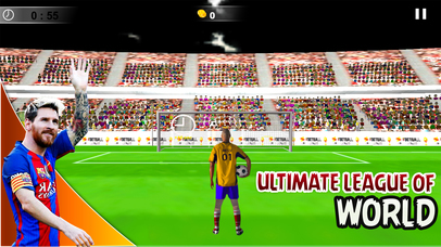 Ultimate Football : World Soccer League Pro app image