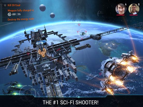 Galaxy on Fire 3 screenshot 6