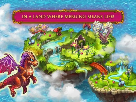 Screenshots of Merge Dragons! for iPad