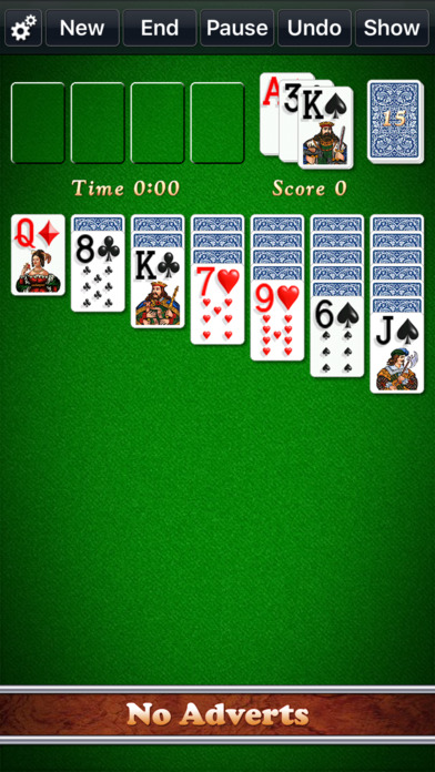 Screenshot #6 for Solitaire City (Ad-Free)