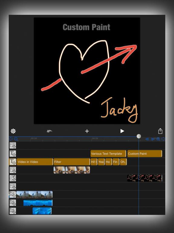 MovieSpirit - Professional Movie Maker Screenshots