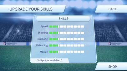Tap Soccer Championship screenshot 3