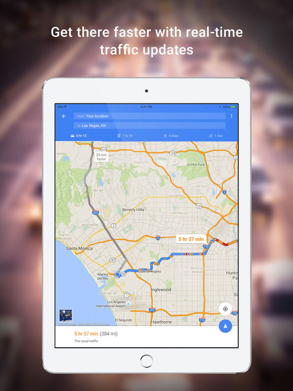 Google Maps - Navigation & Transit Screenshots