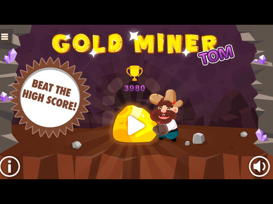 Gold Miner Tom screenshot 6