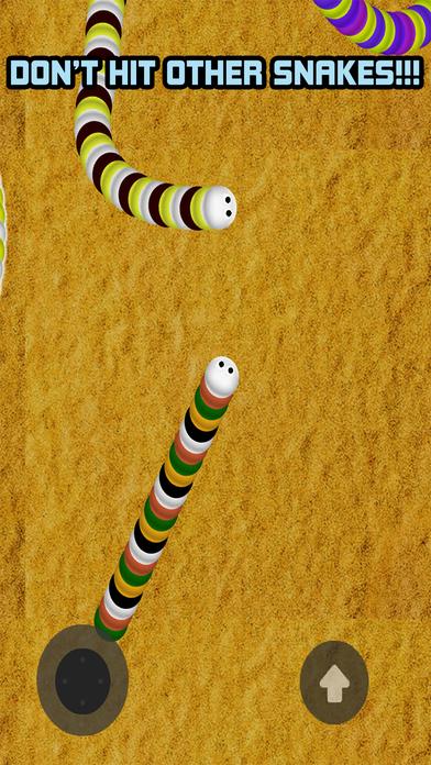 Snakes Battle Game screenshot 3