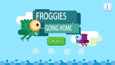 Froggy Go Home screenshot 1