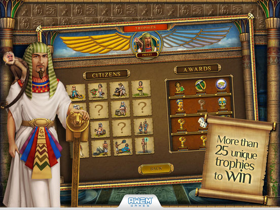 Screenshot #4 for Cradle of Egypt