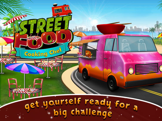 Street Food Cooking Chef Story screenshot 8