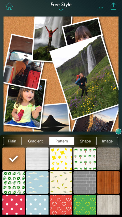 Pic Layout - Collage Maker Screenshots