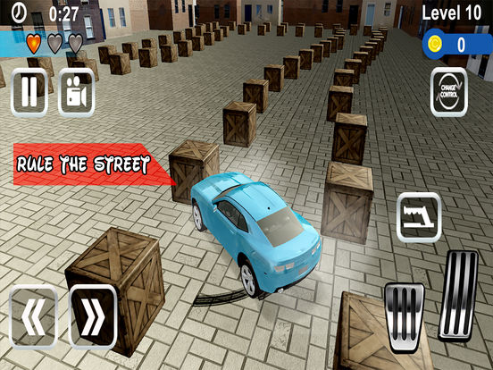 Super Car Parking Adventure Pro screenshot 6