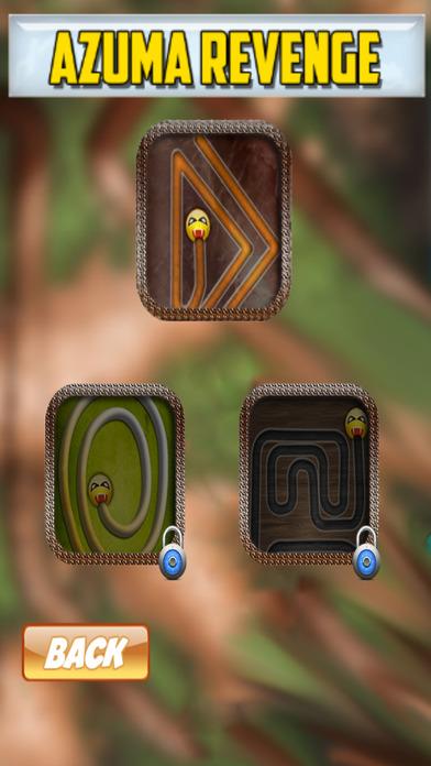 Azuma Revenge Puzzle Game Screenshot 3