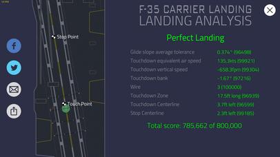 F35 Carrier Landing HD screenshot 5