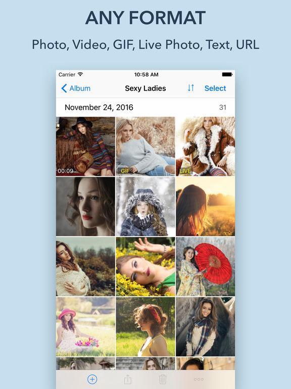 Secret Photo Vault - Hide Photos, Videos, GIFs Screenshots