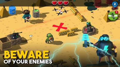 Screenshot #9 for Bomb Hunters