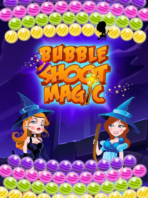 Bubble Shoot Magicscreeshot 1