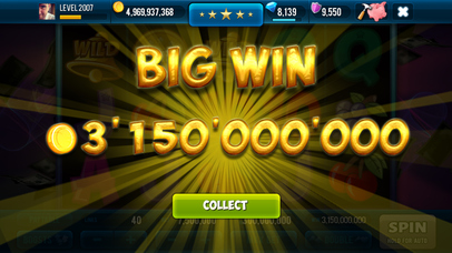 Screenshot 4 Fortune in Vegas — Jackpots Slot Machine