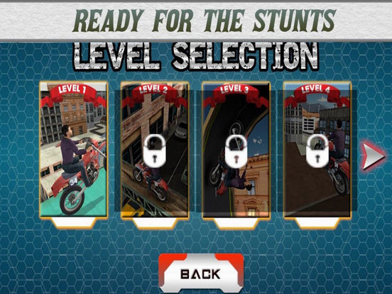 MoterBike Jumping Xtreme screenshot 4