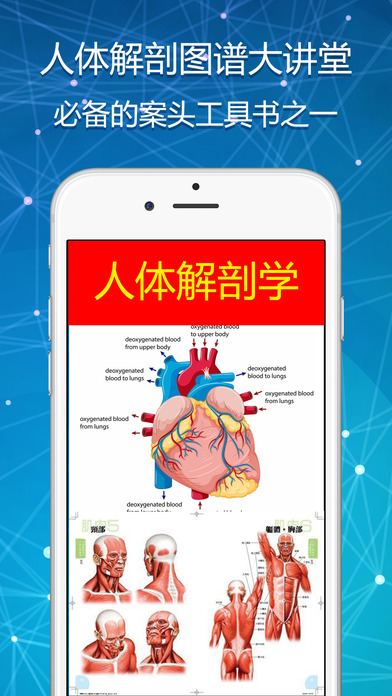 3Dbody解剖学-2018版人体解剖学图谱测试 screenshot 3