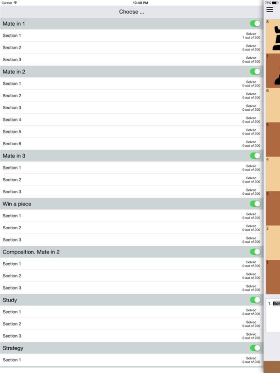 Chess Master - Шахматные задачи для всех Скриншоты4